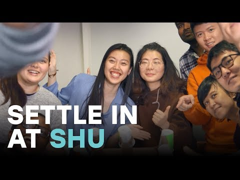How Do We Help International Students Settle Into Life At Sheffield Hallam University?