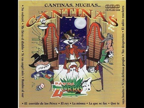 Puras Pa' Pistear - Banda Zorro MiniMix