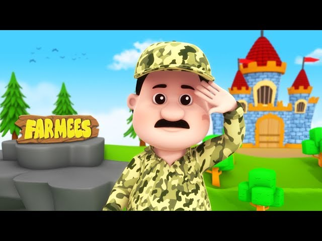 Grand Old Duke Of York | Videos And Songs For Kids