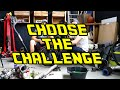 Choose The Challenge + Turbo V8 Stagea Build