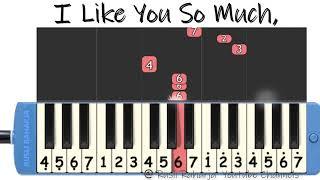Not Angka Pianika Lagu Armada Harusnya Aku Pianika Recorder Keyboard Suling Chord Piano Cute766