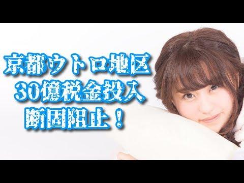 桜井誠 京都ウトロ地区へ30億円の税金投入断固阻止 1/3