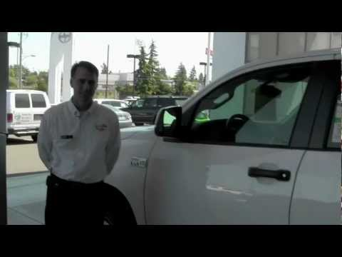 Virtual Video Walk around of a 2012 Toyota Tundra Rock Warrior Edition from Titus Will