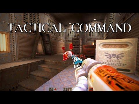 Quake II Mission Pack: Ground Zero | Tactical Command (09/21) |