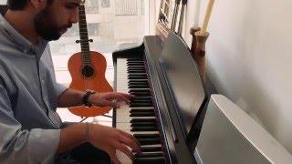 كيفك انت Piano Kifak inta