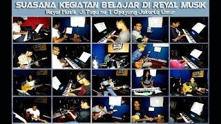 Kursus Les REYAL MUSIK Jakarta (Gitar, Piano, Bass, Drum) KEUNGGULAN & KELEBIHAN !
