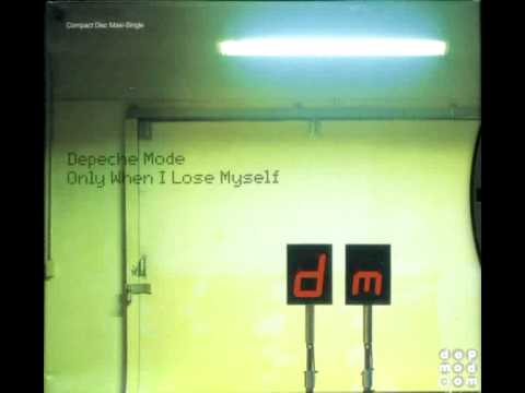 Depeche Mode: Only When I Lose Myself (Gus Gus Remix)