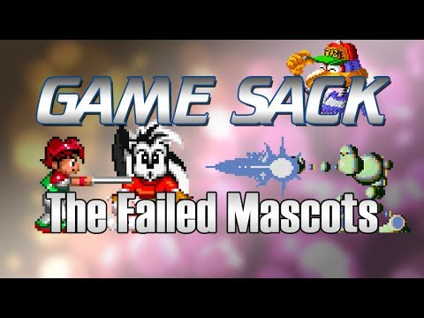 Game Sack - The Failed Mascots