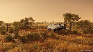 Star Citizen 3.3 | Planet Hurston Savanna & Biome Updates