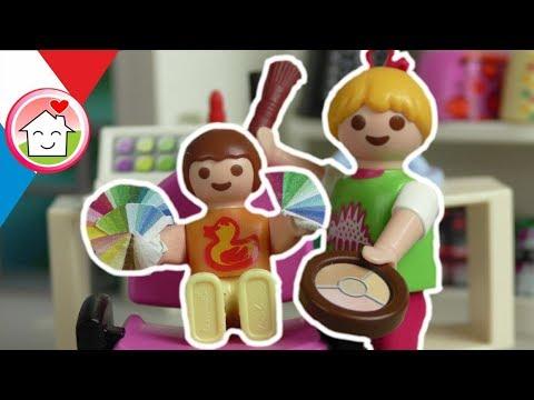 Playmobil en français Conseils de couleur et de style - La famille Hauser