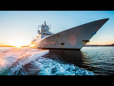SNMG1 - Norge tar kommandoen