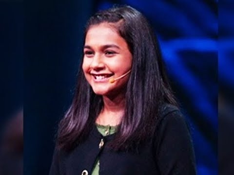 Indian-American Gitanjali Rao is TIME 'Kid of the Year' - YouTube