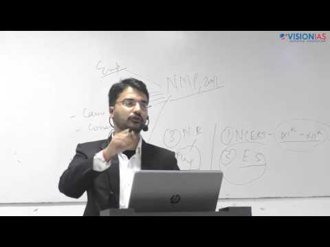How to Prepare for GS Mains 2017 - Economics and Environment by Aditya Sir
