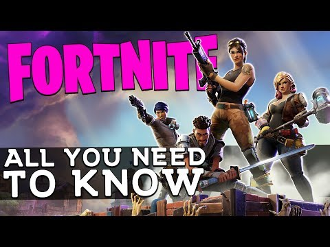 Fortnite: Everything You Need To Know