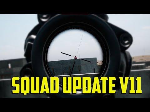 Squad - New Update V11