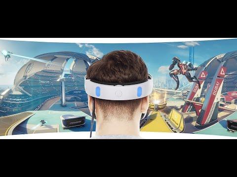 PlayStation VR kommer til oktober 2016