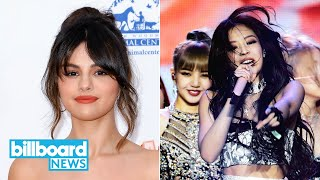 Selpink in your area: a blackpink and selena gomez collaboration is officially on the way, demi lovato surprises her lovatics with new teaser from 'd7,' ca...