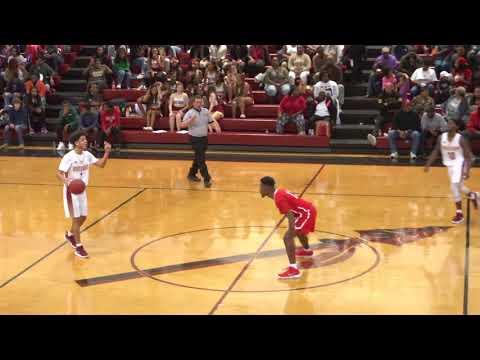 [SEALE, AL] Russell County High School Varsity Men's Basketball Team 28 NOV 2017