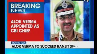 Alok Verma appointed as new CBI chief
