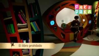 """Cuento: """"El libro prohibido"""" de Marcelo Birmajer, leído por Tolomeo - Canal Pakapaka"""