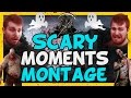 The Most Easily Spooked Gamer On YouTube (Best Scary Moments)