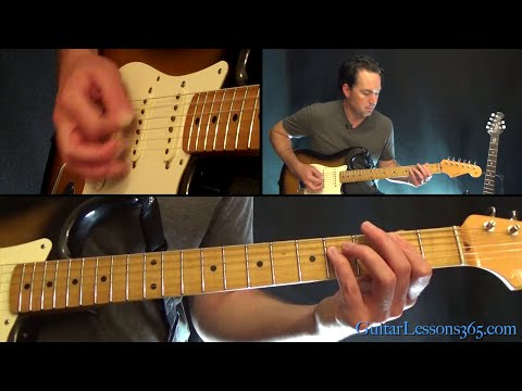 The Final Countdown Guitar Lesson - Europe