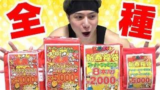 【神袋】有名店のゲーム福袋全種買ってみた!!!!【福袋2020】
