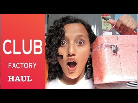 club factory | COD available now| fair price| Haul|Giveaway on|Online shopping