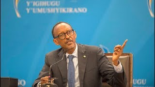 We dont take any security challenge lightly: President Kagame