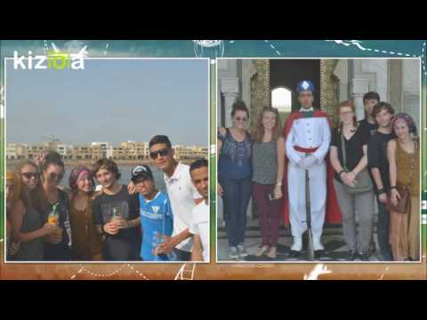 echange culturel sale maroc /florenville belgique