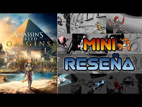 Mini Reseña Assassin's Creed Origins | 3GB
