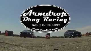 Picton Arm Drop Drag Racing - May 2014 (feat. The Cult)