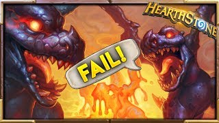 Fail Moments ep.47 | Hearthstone