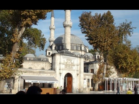 Eyüp - Eyüp Sultan Mosque - Stambuł - Istanbul - Turcja - Turkey - Turkey's Muslims