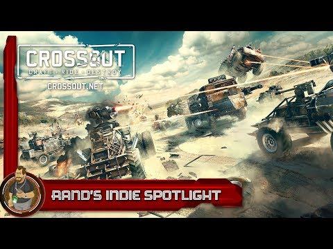 Crossout Gameplay and Impressions (Xbox One) | Twisted Metal MMO Action