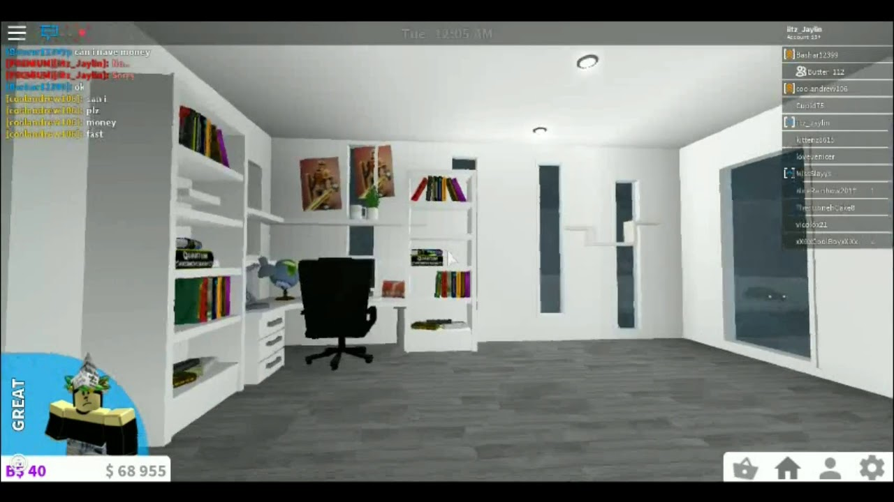 Starter Home | ButterandJaylinROBLOXgamingproductions