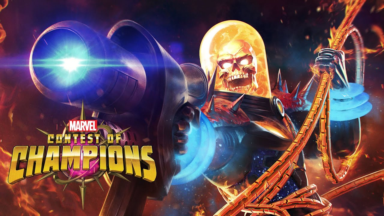 Marvel Contest of Champions' Cosmic Ghost Rider | Marvel 101
