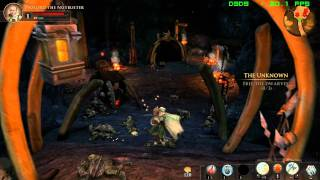 Dungeons and Dragons Daggerdale - PC Gameplay - FRAPS recorded in HD 1080P