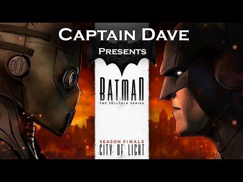 Telltale Batman: Episode 5 - Part 2: Faithful Servant