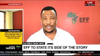 The Great Bank Heist | EFF to state its side of the story