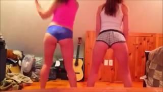 Девочки танцуют тверк   New Boyz FM