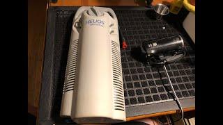 Scrapping an Oxygen Generator -Moose Scrapper