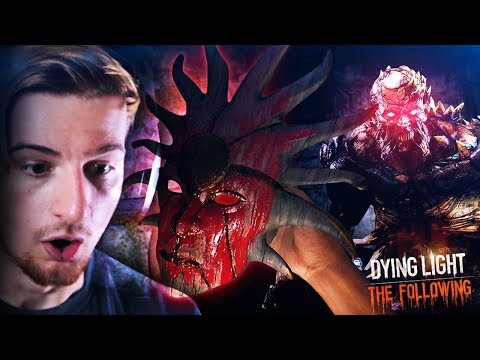 THE UNFINISHED STORY (+ Climbing at night = BAD IDEA) || Dying Light: The Following (Part 7)