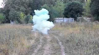 Магний и марганцовка, аж яйцо дрогнуло(магний+марганцовка=бум., 2014-08-10T19:04:38.000Z)