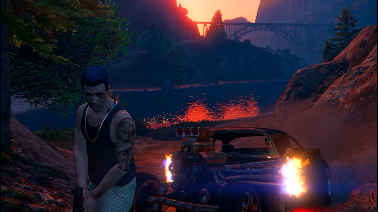 Ratas De La Carretera Modo Libre Con Vegetta 247 Gta 5 Gameplay Youtube