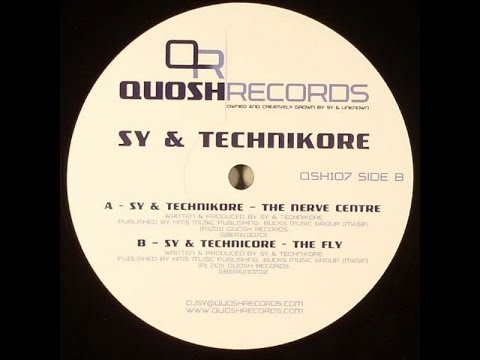 Sy & Technikore - The Nerve Centre