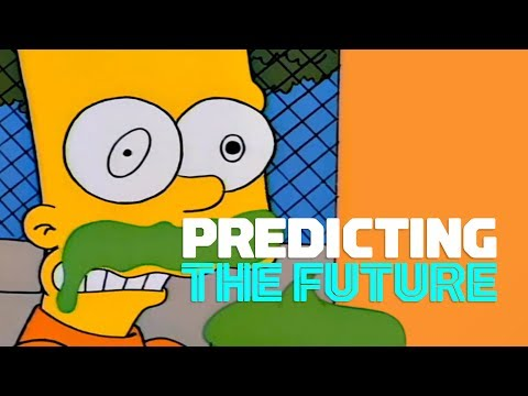 Photos of the world cup final predict simpsons