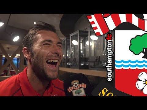 Saints players take on our Austria quiz