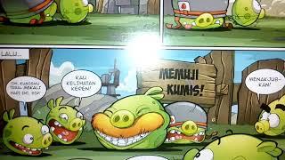 Angry Birds Komik #3 Umpan: Tentara Baru