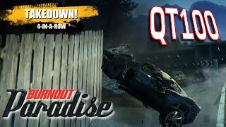 Quest to 100%: Burnout Paradise - Part 19 - Aggression Racing